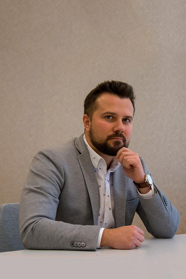 Michał Sokołowski Toruń Radca Prawny